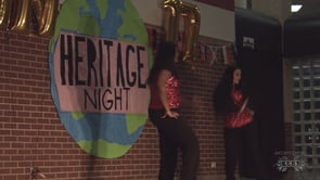 Junior World Affairs Council celebrates Heritage Night
