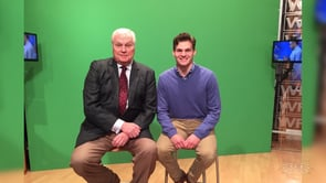 Dale Hansen names Eric Loop Scholar Athlete
