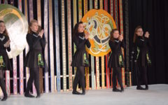 Irish dancing allows MacMaster to connect with her culture (with video)