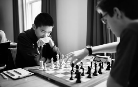 Xiong youngest to compete in second U.S. Chess Championship