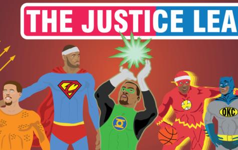 Sports Blog: Justice League- NBA