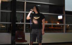 Open mic night shows off hidden talents