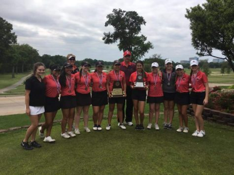 Through dangerous chip shots and a four-hole playoffs, Coppell thrives in district tournament