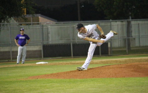 Senior pitcher, long ball carry Cowboys to district-clinching win