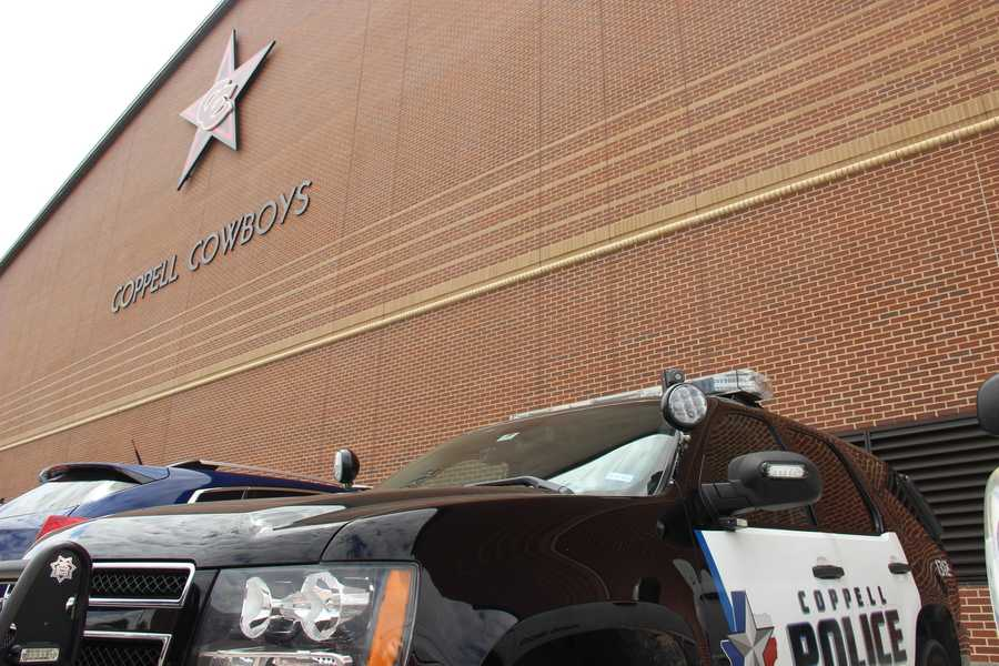 A Coppell High School student was robbed at gunpoint on Tuesday evening in the CHS parking lot. After the incident, security on campus was heightened for the remainder of the week.