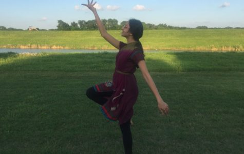 A decade of dance; a reflection on being a young Bharatanatyam dancer