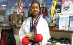 Everybody has a story, this is Aditi's: Karate, advanced courses shape into life lesson to try new things