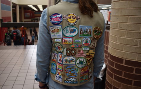 Projects to make a difference: CHS students give back to community through Boy Scouts,  Girl Scouts
