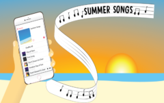Songs to listen to for different moments in summer