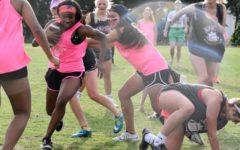 Powderpuff tradition at Wagon Wheel Park continues