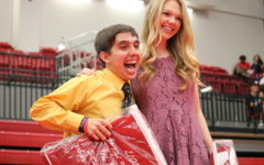 Seniors acknowledged for their achievements at Senior Awards