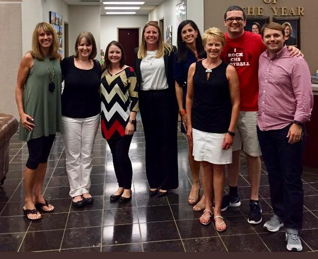 Coppell ISD names Jund principal of high school