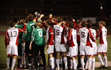 Photo Gallery: Varsity Boys Soccer   Coppell vs. Saginaw