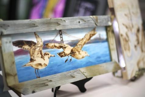 Photo Gallery: AP art students showcase artwork