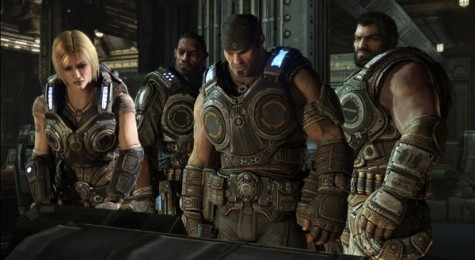 Gearing up for Gears of War 3