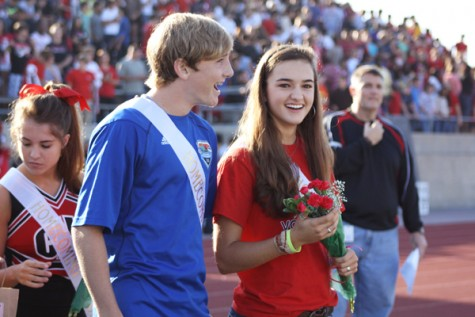 Photo Gallery: Homecoming Pep Rally 2011
