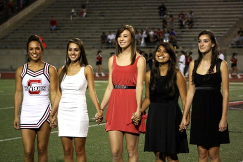 Photo Gallery: Homecoming Football Game | Coppell vs. Saginaw