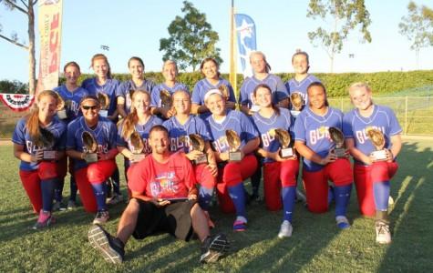 Local club team soars with CHS softball players