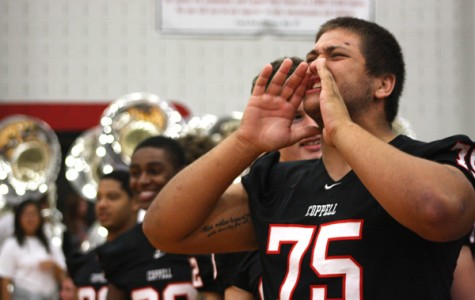 Photo Gallery: Justin Northwest Pep Rally