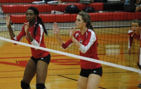 Volleyball players prepare to compete at next level