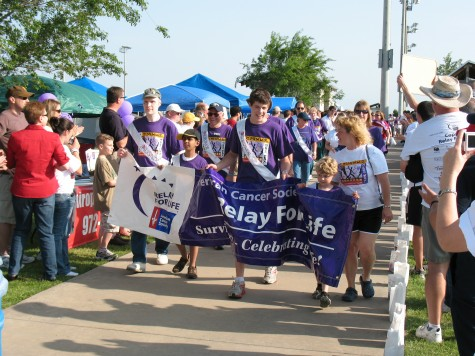 Relay for Life kickoff meeting coming up