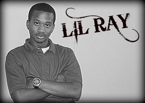 "Aspiring rapper Raymond Hart, commonly known as ""Lil' Ray"", poses for the camera. Hart released his first album ""Relentless"" last October and is continuing to release new rap singles every couple of weeks. Photo by Trevor Stiff."