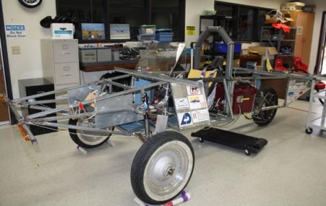 Solar Car team drives towards new goals