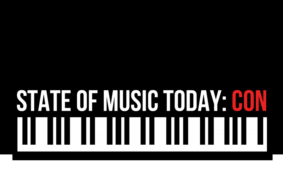 Con - state of music today