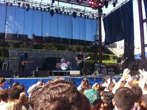 Rock and roll peaks at Edgefest 2012