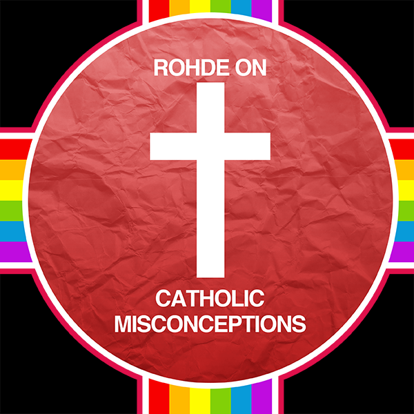 Catholic student speaks out against misconceptions