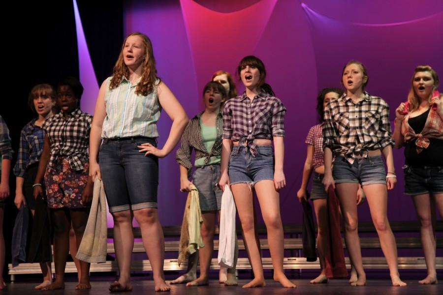Photo Gallery: Coppell's Fame Dress Rehearsal