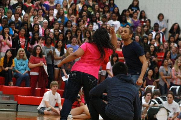 Photo Gallery: Boys vs. Girls Spring Pep Rally