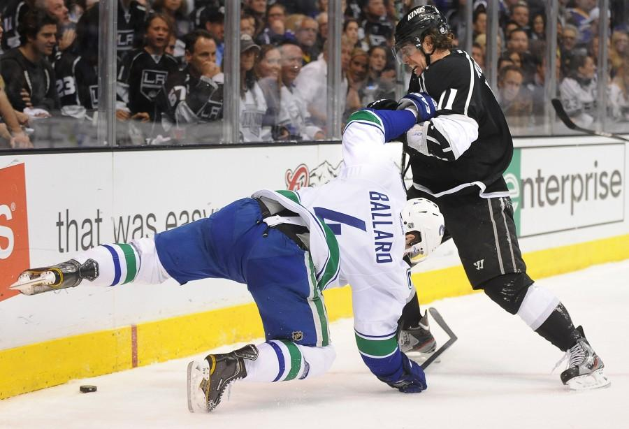 Vigilante justice leading to bad name for NHL in America