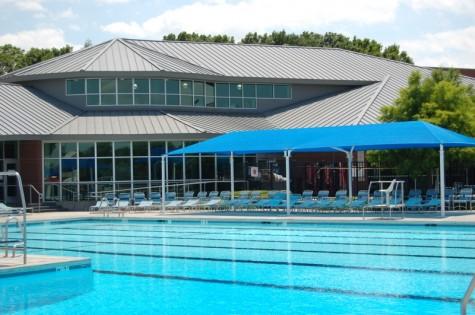 Aquatic center receives Gold Award