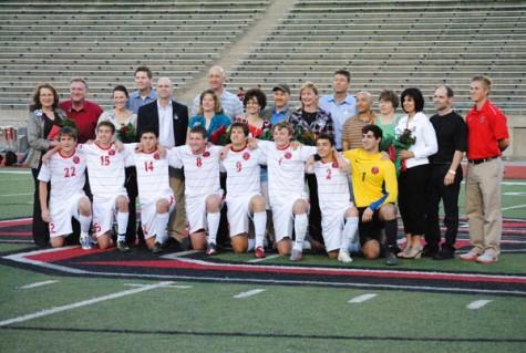 Photo Gallery: Senior Night Soccer