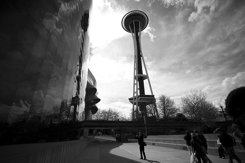 The Sidekick staff reaches new heights in Seattle