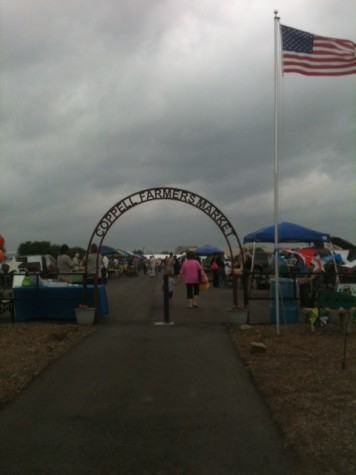 Coppell Farmers Market opens spring season with ribbon cutting