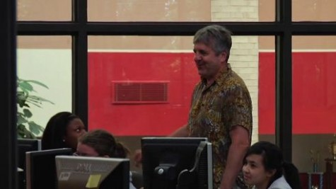 Retiring Librarian: Mike Cooke
