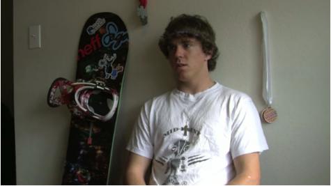 Brandon Rainbolt, The Board- by Keith Kellenberger
