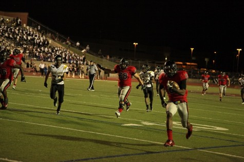 Coppell shuts down Garland with 35-14 win on Homecoming night