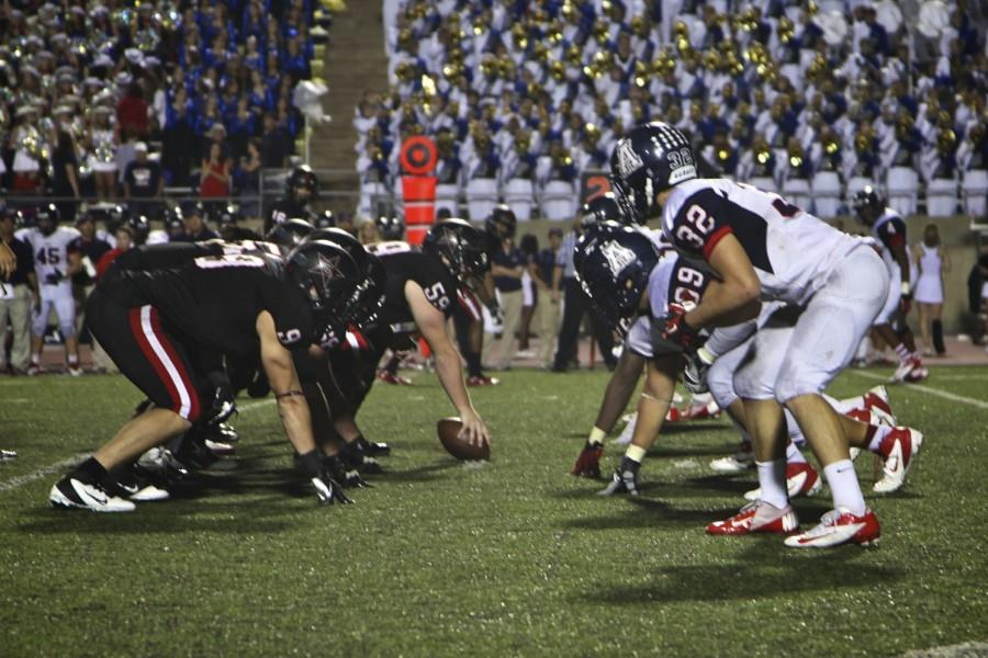 In clash of top ten, Coppell edges out Allen 27-24