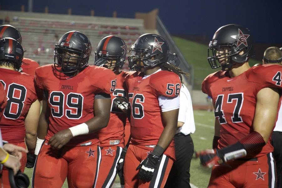 Coppell dominates in first home game of year
