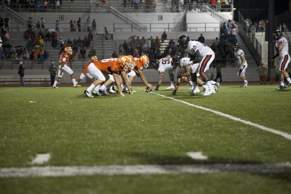 Coppell's running backs bulldoze over the Yellow Jackets