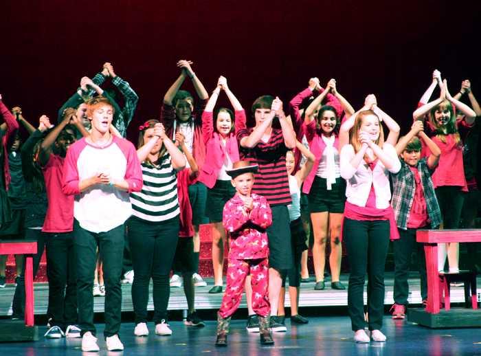 TASA students perform
