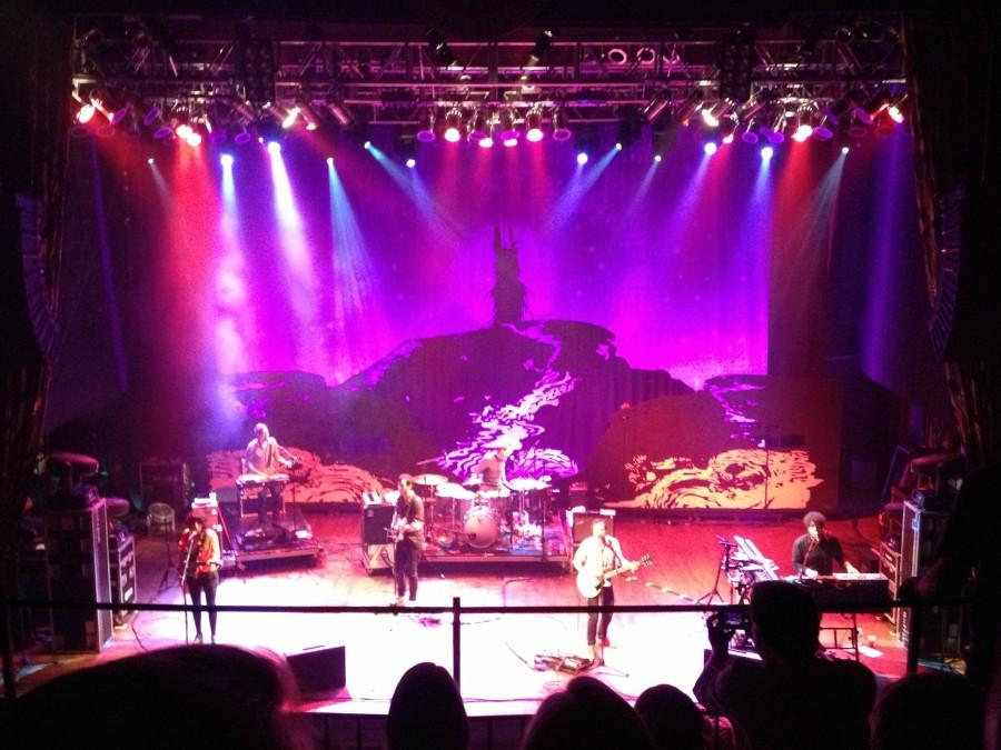 The Shins rock out at the House of Blues this Thursday.  Photo by Jordan Bickham.