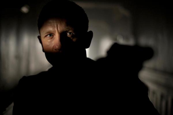 Daniel Craig returns as Bond Nov. 9.