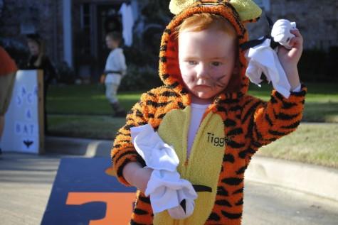 Photo Gallery: Halloween on Roundrock Circle