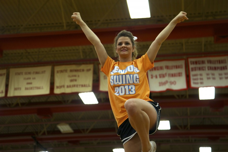 Photo Gallery: Senior Swing Pep Rally