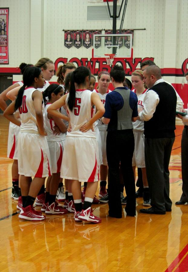 Cowgirls come out victorious against Irving