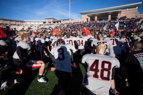 Photo gallery: Road to state ends for Cowboys football